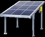 Solarworld SunCarport 2,25 kWp