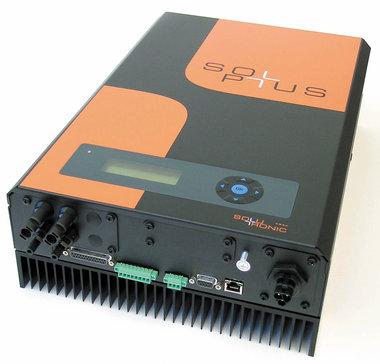 SoluTronic SolPlus 50 IP 21 Wechselrichter