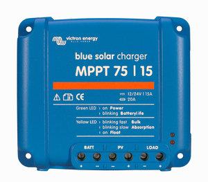 Solarladeregler Victron BlueSolar MPPT 75/15