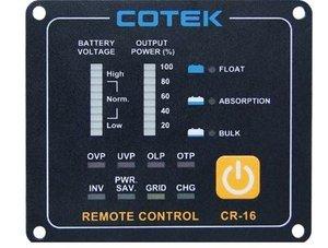 Fernbedienung COTEK CR-16