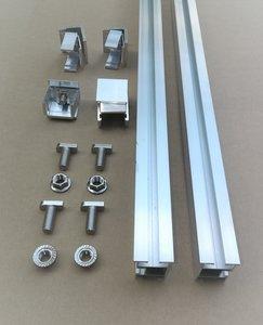 Montagegestell Einzelmodulhalterung 110