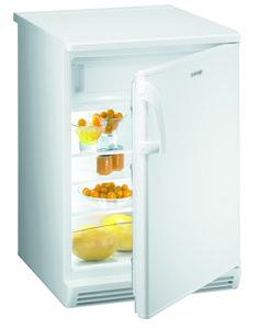 Gorenje Energiespar-Tischkühlschrank RB6093AW weiß