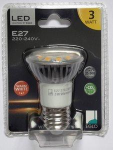 LED Strahler E27 220-240 VAC 3 W