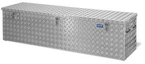 Aluminium-Transportkiste aus Riffelblech, 470 Liter