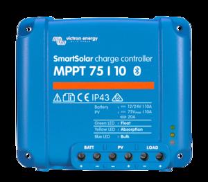 Solarladeregler Victron SmartSolar MPPT 75/10