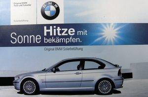 Solarschiebedach für 3er BMW Serie E46 (Bj. 1998-2007)
