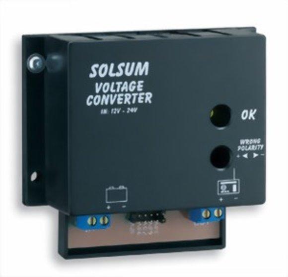 Spannungsregler Solsum VC