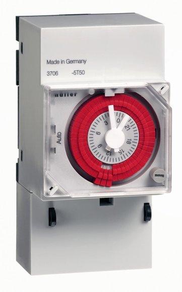 Zeitschaltuhr 12-24 VDC analog