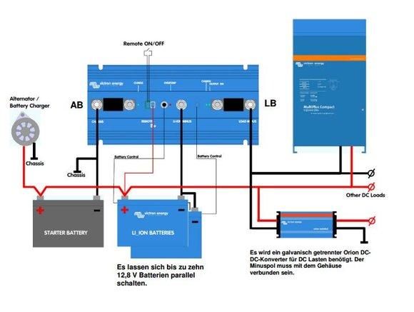Nett 12 Volt Parallelschaltplan Ideen - Elektrische ...