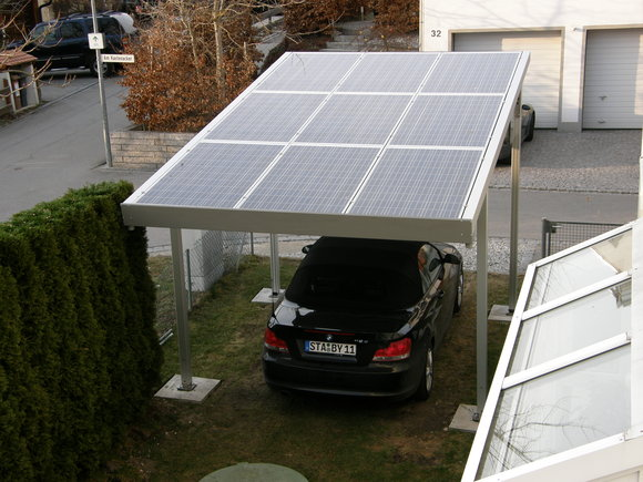 solarworld suncarport 2 43 kwp preis im online shop. Black Bedroom Furniture Sets. Home Design Ideas